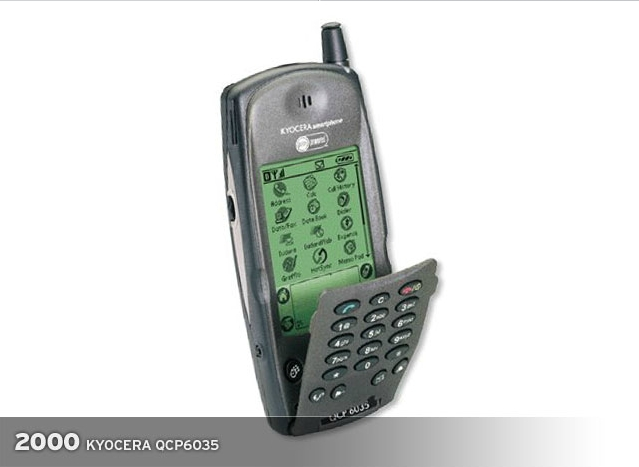 kyocera bellsouth: